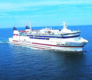 MV Barfleur poole to cherbourg