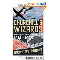 Churchill's Wizards by Nicholas Rankin