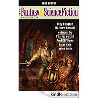 Fantasy & Science Fiction, Digest