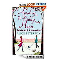 Monday to Friday Man by Alice Peterson free books for kindle