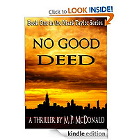 No Good Deed by M.P. McDonald