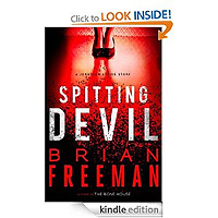 Spitting Devil by Brian Freeman