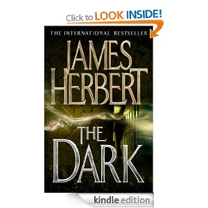 free books for kindle - james herbert - the dark - 0.49p