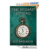 The Wizard of Time by G.L. Breedon