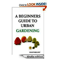 Guide To Urban Gardening by R M Wright free books for kindle