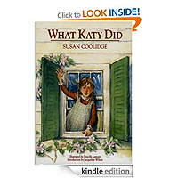 What Katy Did by Susan Coolidge free books for kindle
